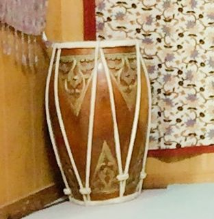ジャワの太鼓