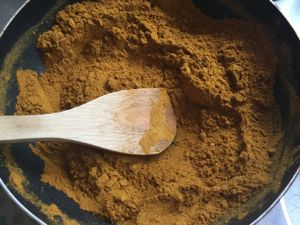 手作りカレー粉