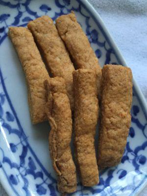 トウガラシとチーズのサクサククッキー
